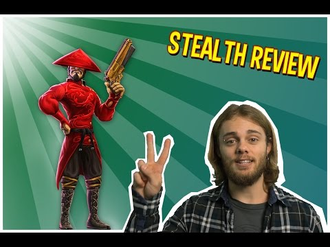 Blitz Brigade Reviews: Invisible Stealth