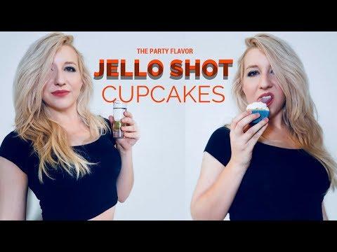 Jello Shot Cupcakes! | Easy Recipe