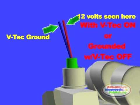 HONDA V-Tec Pressure Switch