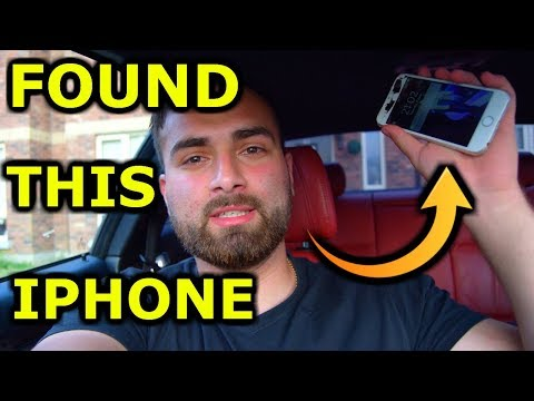 Returning a Lost Phone to The Owner