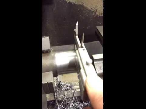 Making a Plumb Bob on lathe (part 1)