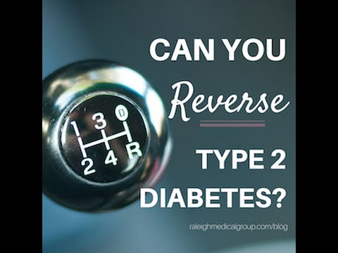 Can Type 2 Diabetes Be Reversed? - Why Eating Gluten and Dairy Free Will Reverse Diabesity
