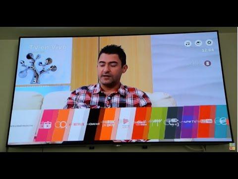 Cómo adicionar o borrar #Apps en su #TV LG?