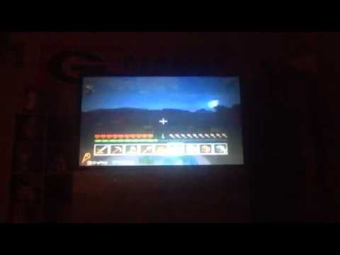 Minecraft PS3 Edition let's play part 2