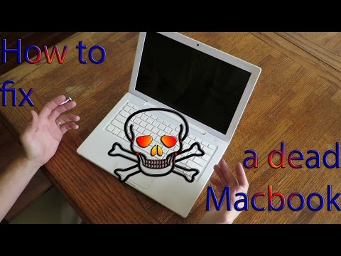 Macbook wont start? How to fix it!