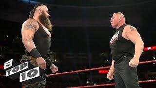 Superstars looking invincible: WWE Top 10, Jan. 1, 2018