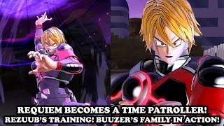 REQUIEM NEW DEMON FORM! BUUZER SAVES HIS SON! STRONGEST CaC! Dragon