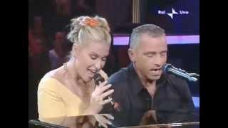 Download Anastacia and Eros Ramazzotti-I Belong To You (Il ritmo della passione) Live at Domenica 2006