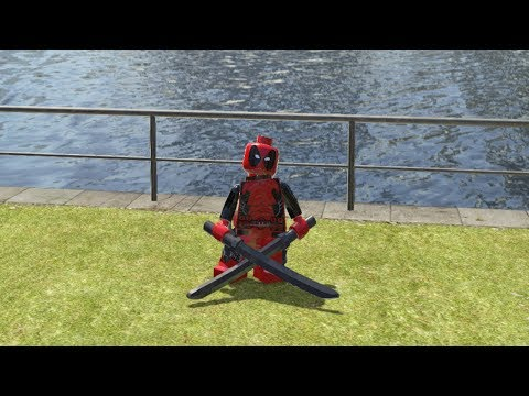 LEGO Marvel Super Heroes - Unlocking Deadpool