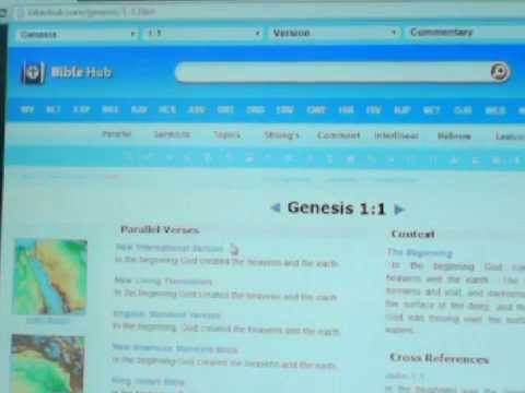 Bible Hub is a Great tool for learning Hebrew or Greek!