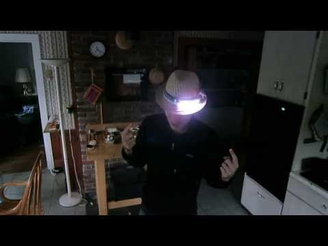 LED Hat - Accelerometer Dance Mode