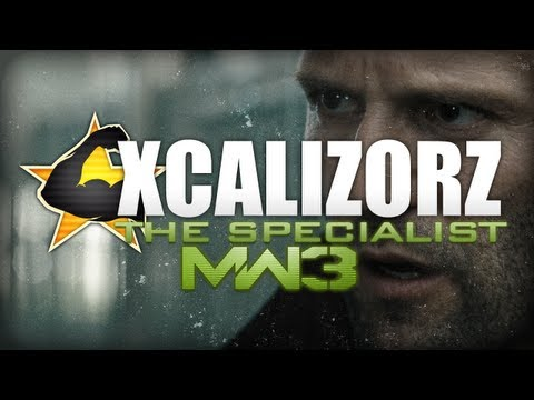 CoDMW3 - The Specialist Assaults Dome + M.o.a.B