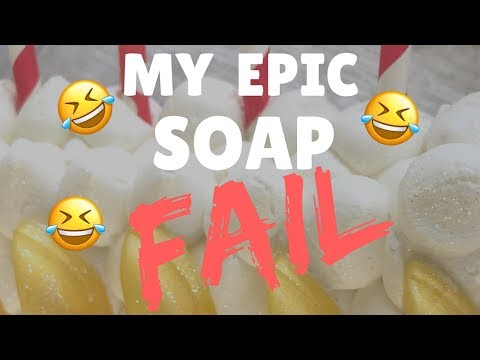 Making Iced Tea Soap My BIGGEST Soap Failure EVER 🍋  | Gypsyfae Creations