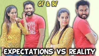 Girlfriend Boyfriend   Expectations vs Reality   BakLol Video  
