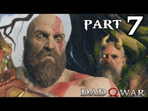 GOD OF WAR 4 - Gameplay Walkthrough Part 7 - Meeting Mimir