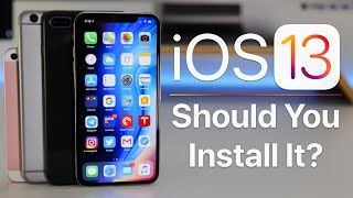Download iOS 13 - Should You Install it? Video