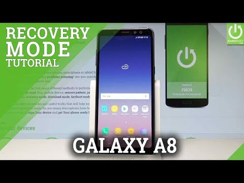 How to Boot Into Recovery Mode in SAMSUNG Galaxy A8 (2018)  HardReset.info