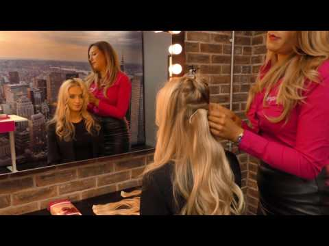 Vanity 6 Piece Clip-in Hair Extension