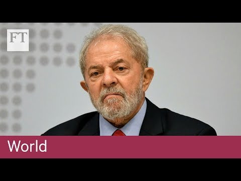 Brazil's supreme court rules Lula must serve prison term