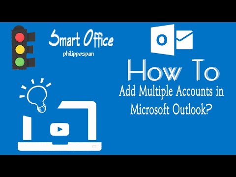 How To Add Multiple Accounts in Outlook 2016