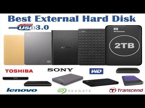10 Best 2TB External Hard Disk Drive 2018 | Top 10 2TB Hard Disk Drive Of Top Brands