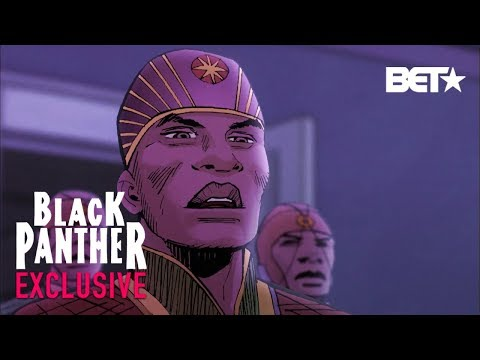 Black Panther, Ep. 3 - The Murderer Of T'Challa's Father Is Revealed
