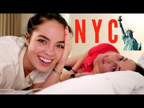 NYC VLOG: Reuniting with Lexie!