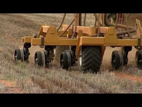 GCTV10: Banding Fertilisers impacts crop yields