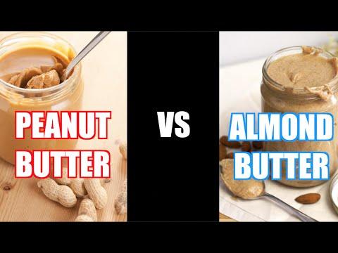 Peanut Butter vs. Almond Butter