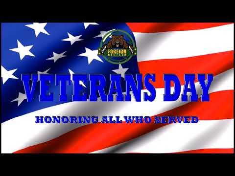 Veterans Day Video 2017