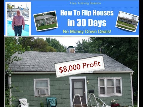 Flipping Houses Tips For Beginners - How To Flip Houses For Beginners No Money Down