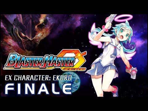 Blaster Master Zero - Ekoro DLC Stream (FINALE)