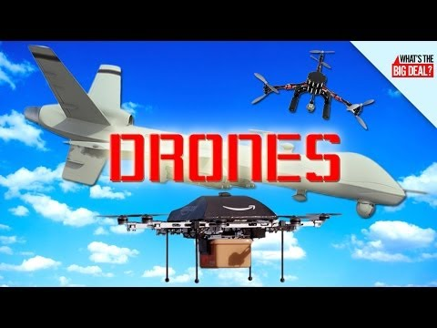 Are You Ready for Drones in 2015?