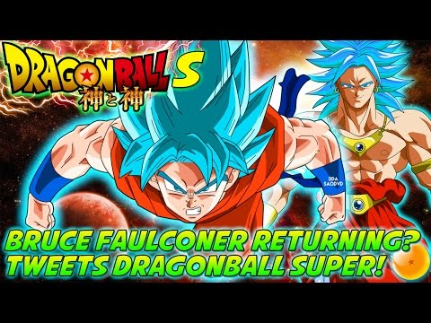 DragonBall: Bruce Faulconer Tweets Returning? Dragon Ball Super Music & More