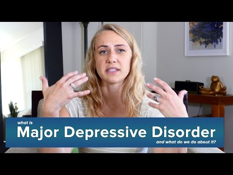 What is Major Depressive Disorder?