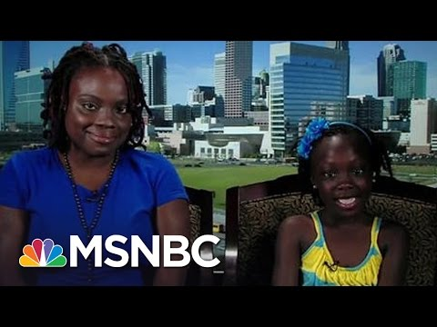 9-Year-Old Calls For End to Police Violence | PoliticsNation | MSNBC