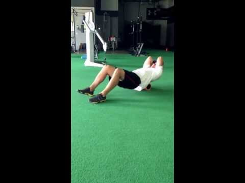 Self-Myofascial Release for the Mid Back Muscles