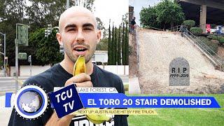 THE DESTRUCTION OF EL TORO- TCU TV NEWS!