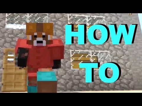 Best Way to Get Tie Dye Outfit Trophy: Minecraft PS4 Survival Episode 24