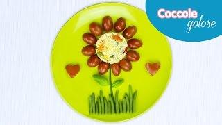 Cous Cous vegetariano per la festa della mamma - Ricette per bambini di Coccole Sonore