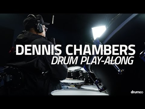 Dennis Chambers Drum Play-Along: