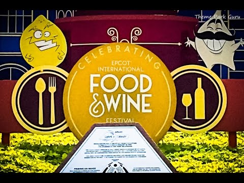 Epcot Food and Wine Festival Tips and Review 2015