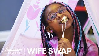 Download 'Who's Ready for Camping?' | Wife Swap Official Highlight Video