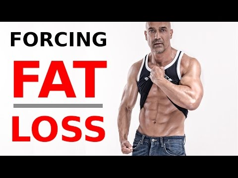 How to Force fat-loss with your diet in a scientific approach