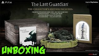 Unboxing / Review - The Last Guardian Collector´s Edition
