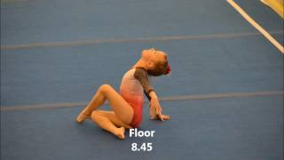 ... Usag Level 4 Floor Routine Deductions By Level 4 Usag Floor Routine  Music Thefloors Co ...