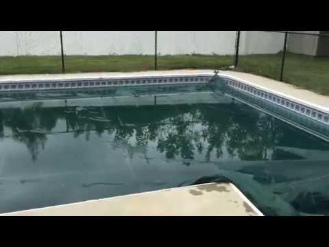 Closing Port Jefferson Station NY Pool