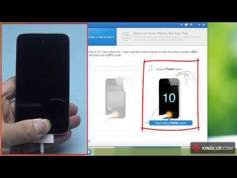 [iOS Data Recovery] Directly Recover Notes from iPod touch 4