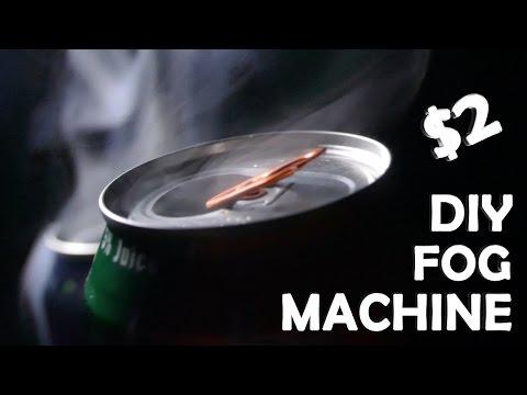 $2 DIY Fog Machine! - Super Easy, Very Impressive!!!