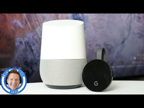 Control Chromecast With Google Home - YouTube, Netflix, Music, Google Photos